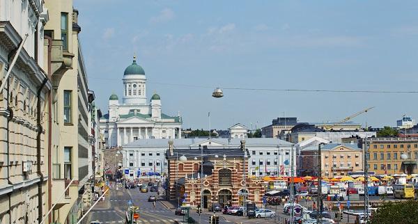 Helsingin Kaupunki Tilapalvelut