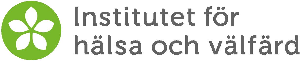 Institutet för hälsa och välfärds logo